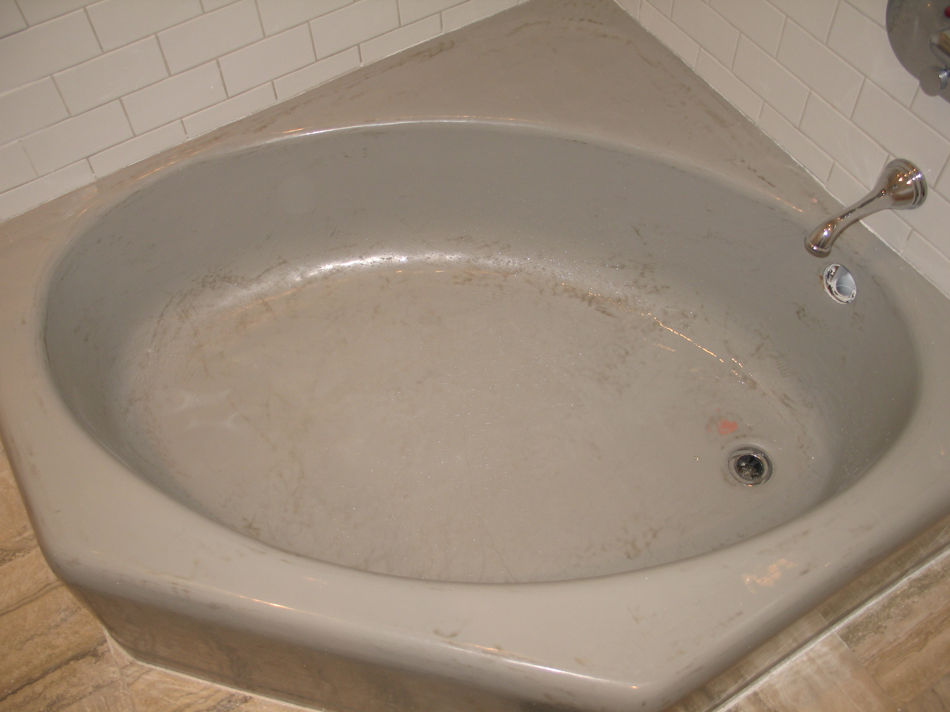 Charming Bathtub Refinishing In Miami Before And After